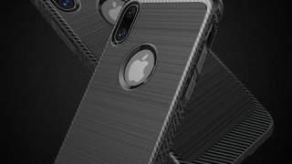 Iphone X Sunmax Zaštitna Maska Crna Za Sve Iphone X Modele