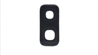 2x Crno Zamjensko Staklo Kamere Za Samsung Galaxy S9 Plus