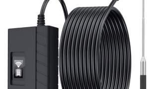 Endoscope Kamera Wireless Endoscope sa Svijetlom Borescope 2.0 MP Vodootpona 5m