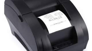 Termal Printer Usb Port Printer Za Račune Pos 58mm