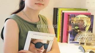 Naočale S Rupicama Za Poboljšanje I Oštrinu Vida Model 4