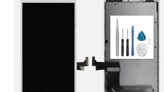 iphone 7 Plus Lcd Staklo Ekran Dodir Bijeli Komplet A1661, A1784, I A1785