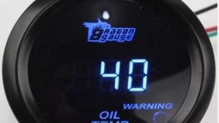 Digitalni Led  Za Mjerenje Temperature Ulja U Autu