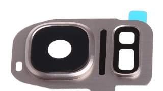 Zlatno Zamjensko Staklo Kamere Za Samsung Galaxy 7 G9300/g930f
