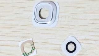 Bijelo Zamjensko Staklo Kamere Za Samsung Galaxy S6 G920