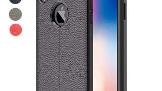 Crna Top Shockproof Zaštitna Maska Za iPhone X/XS
