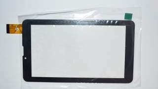 Pb70a9251-r2 Touch Screen Staklo Dodir Za 7inch Tablet Hs1275 V106pg Novo