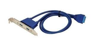 Kingwin Dva Usb 3.0 Dodatna Porta Sa 20 Pin Konektorom Za Ploču