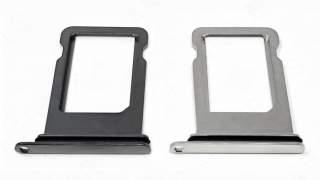 Sivi  Utor Za Sim Karticu Za Iphone 8