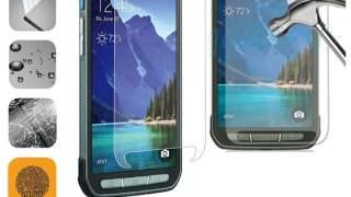 Novo Prozirno Zaštitno Staklo Za Samsung Galaxy S5 Active