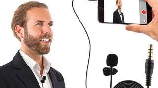 Kliper Mikrofon S Kopčalicom 3.5mm