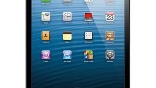 Apple Ipad Mini Wi-fi+gsm (a1455) - 16gb Crni