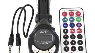 Mp3 Fm Modulator Player Za Auto Muziku
