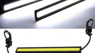 Vodootporno Svijetlo 17cm Cob Za Maglu 12v