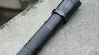 1101 Flashlight Baterija Plus Electro šoker Sa Punjačem