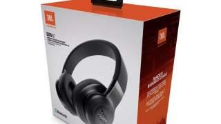 Original JBL E55BT Wireless Bluetooth Over-Ear Slušalice - Crne
