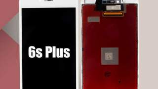 iphone 6s Plus Lcd Staklo Ekran Dodir Bijeli  A1634, A1687, A1699