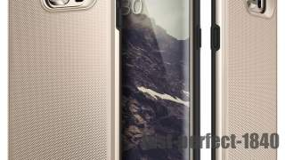 Gold Zaštitna Maska Za Samsung Galaxy S7 Edge