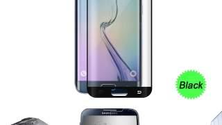 Zaštitno Staklo Za Samsung Galaxy S6 Edge Crno