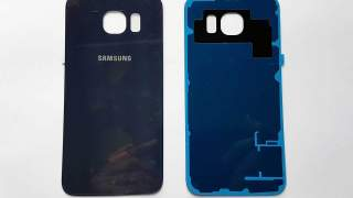 Zadnje Plavo Staklo Za Samsung Galaxy S6